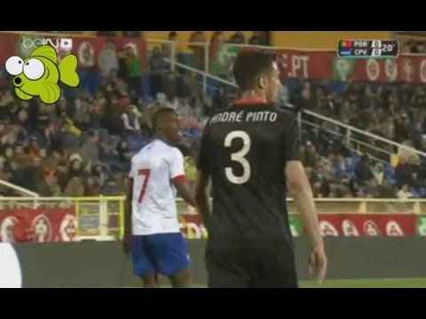 Portugal vs Cape Verde Full Match (1st Haft) 31.03.2015 ► Friendly March