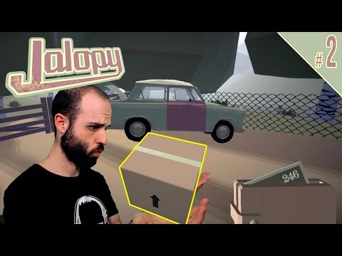 JALOPY #2   LOOT EN LA CARRETERA   Gameplay Español