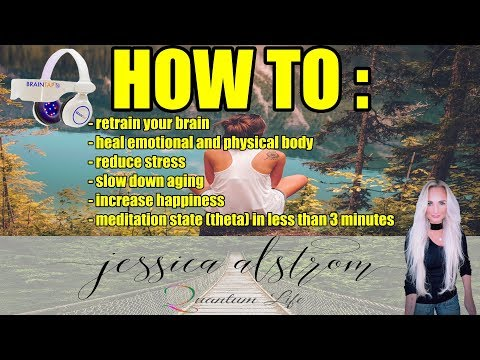 Re-patterning the Brain Using BrainTap/MindFit with Jessica Alstrom