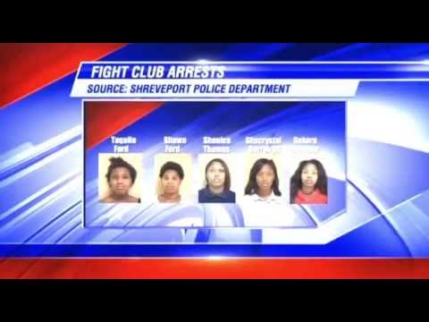 5 Females Get Arrested FOR RUNNING AN ALL FEMALE FIGHT CLUB!