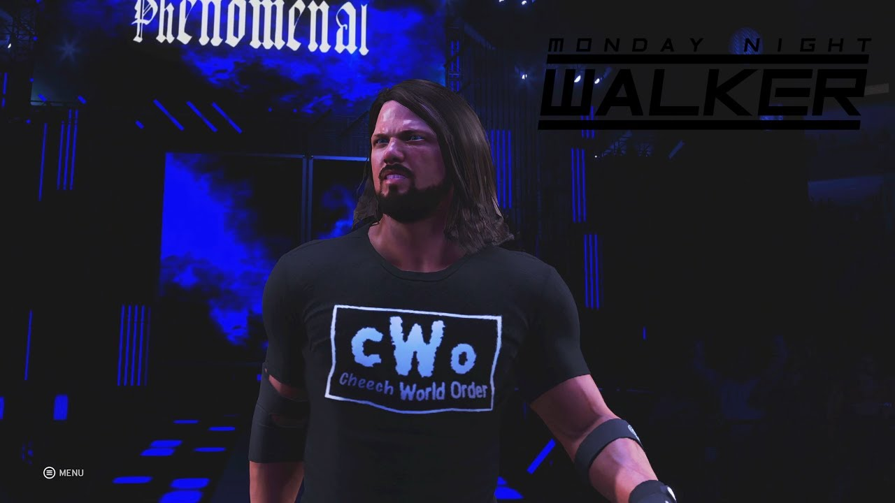 THE CWO IS TAKING OVER - WWE Monday Night Walker - Episode 92 - WWE 2K20 UNIVERSE MODE