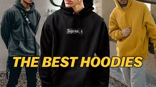 Top 5 HOODIES For STREETWEAR Outfits