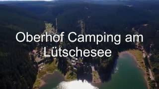 Oberhof Camping am Lütschestausee