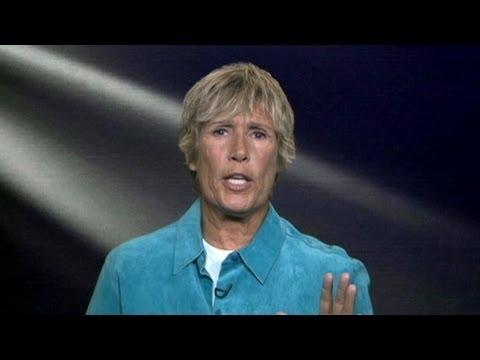 Diana Nyad Explains Her Record-Breaking Swim