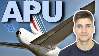 Was ist eine APU? Hilfstriebwerk erklärt! AeroNewsGermany