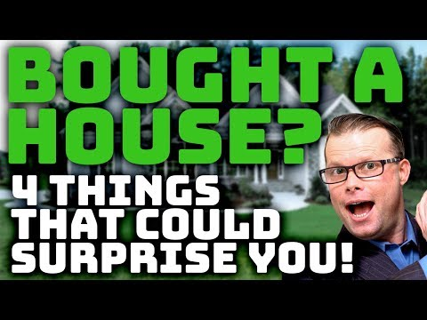 4-things-that-could-surprise-you-after-buying-a-house!