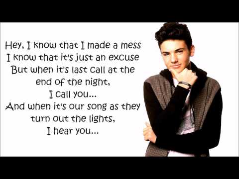 Last call - Daniel Skye (Lyrics)