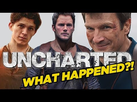 We Need To Talk About The Uncharted Movie (Again)