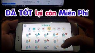 Phần mềm học tiếng anh cho bé 3-7 tuổi miễn phí và tốt nhất