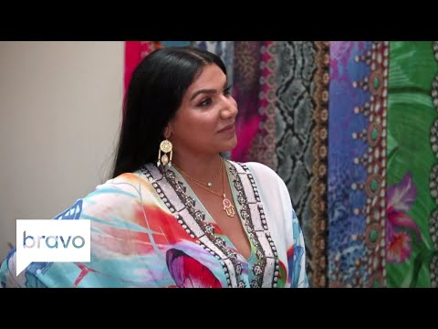 Shahs Of Sunset: Who Does Asa Soltan Rahmati Keep In Touch With? (Season 7, Episode 11) | Bravo