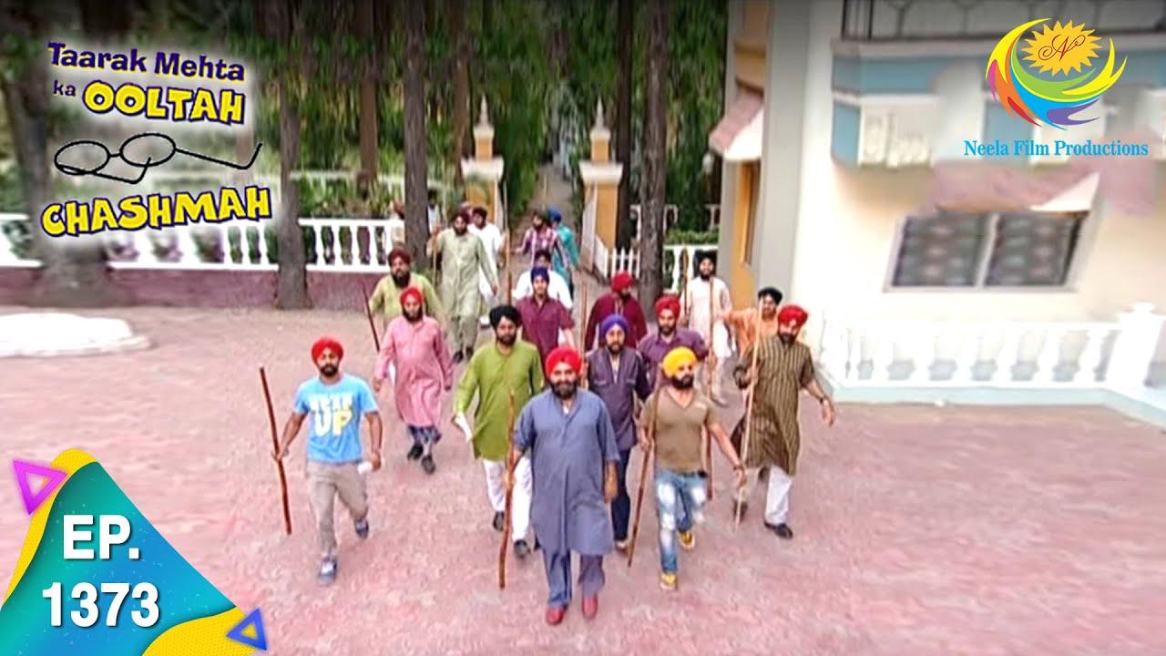 Download Taarak Mehta Ka Ooltah Chashmah - Episode 1373 - Full Episode