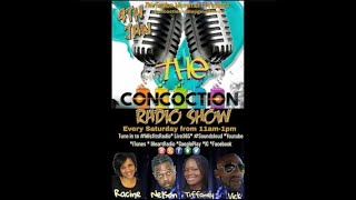 Misfits Radio presents The Concoction Radio Show 01-11-2020