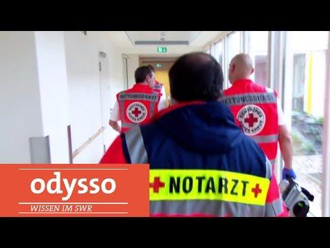 Medizin - Notfall Herzinfarkt Teil 2 | SWR odysso
