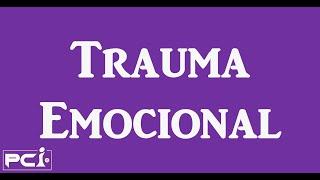 ¿Arrastras algún trauma emocional? ¿Sufres por el pasado? Podemos ayudarte. Hoy.