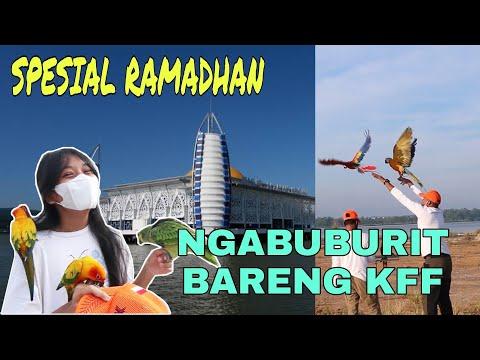 NGABUBURIT BARENG KFF ( KENDARI FREE FLIGHT ) - AL ALAM KENDARI