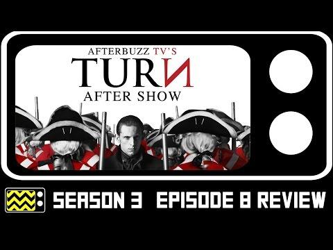 Turn Season 3 Episode 8  w Ian Kahn  AfterBuzz TV