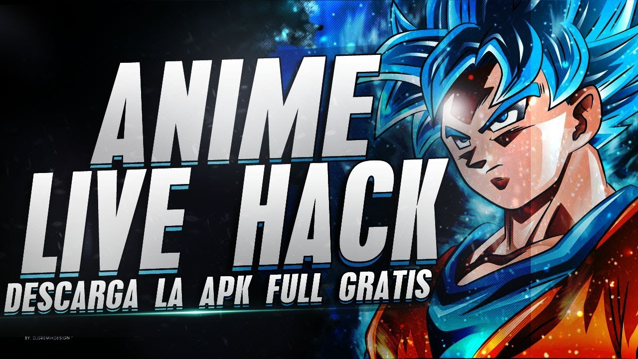 Anime Live Wallpapers La Mejor App Apk Hack Youtube