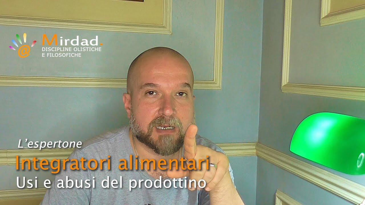 Integratori alimentari, usi e abusi del prodottino