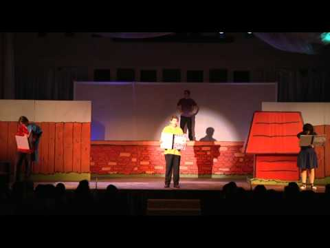 """Franklin Classical School - """"You're a Good Man, Charlie Brown"""" March 2012"""