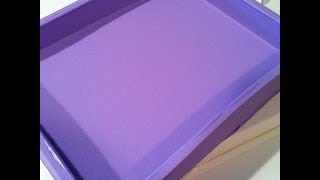 How to Make Your Own Silicone Slab Mold
