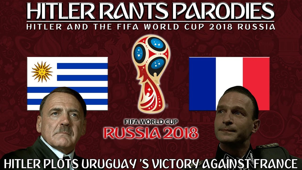 Hitler plots Uruguay's victory against France in the World Cup