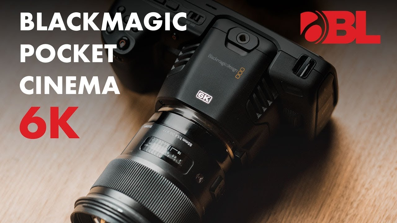 Blackmagic Pocket Cinema Camera Showdown 2019 Bmpcc 6k Vs Bmpcc 4k Borrowlenses Youtube