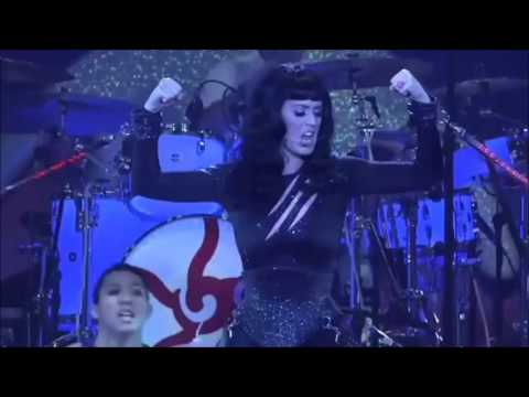 Katy Perry - Who Am I Living For?(DVD Live)