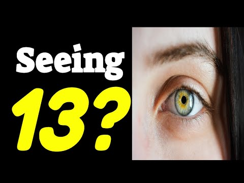 What Does The Number 13 Mean In Numerology - Numerology 13: The Meanings Of Number 13