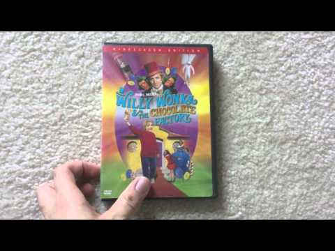 Willy Wonka & the Chocolate Factory (1971) DVD Review