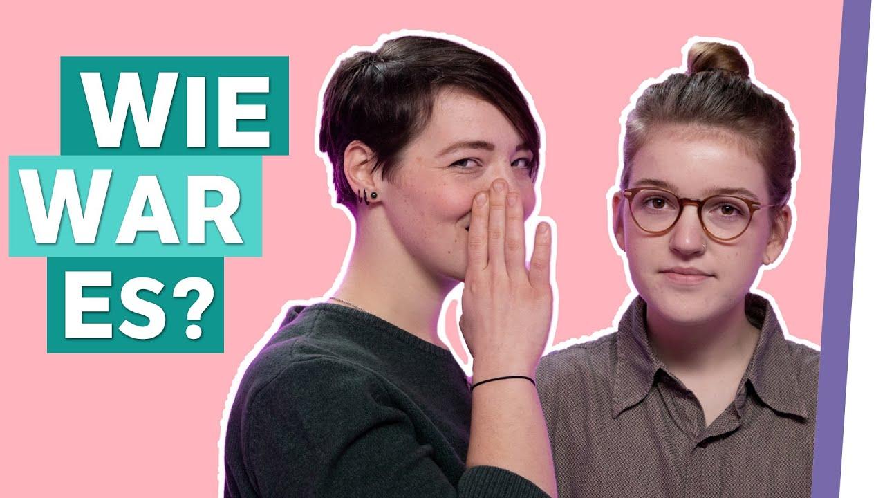 Lesbisch Mal Erstes Freund Bester Wie lange