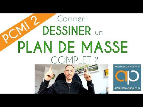 Plan De Masse Comment Faire Facilement Un Plan De