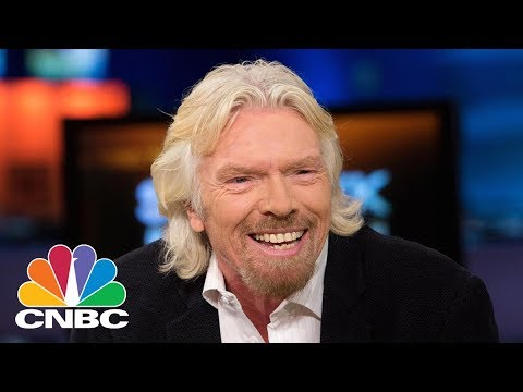 Virgin Group Founder Richard Branson Joins Board Of Hyperloop One | CNBC