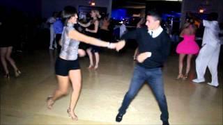Massiel Godinez & Diego del Cid - Miami Salsa Congress 2012 (Sat - Social Dancing)