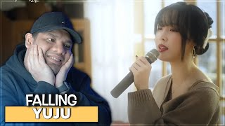 BUDDY reacts to YUJU (GFRIEND)(유주 (여자친구)) - Falling (런 온 OST…