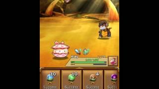 Bulu Monster, Catching Dragon Monster