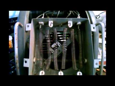Fixing And Old Electric Heater Planned Obsolescence Youtube