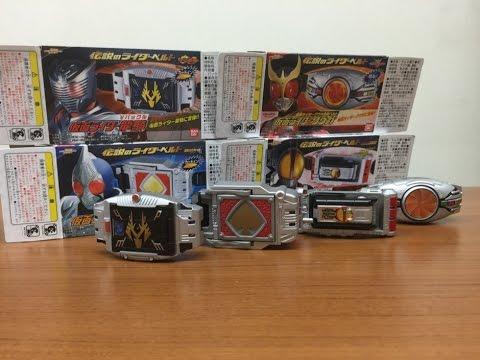 Kamen Rider Delta Belt 仮面ライダー555 ...