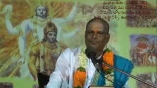 02 of 03 Bheeshma Parvam of Mahabharatam at Undrajavaram by Somasi Balagangadhara Sharma(Episode 30)