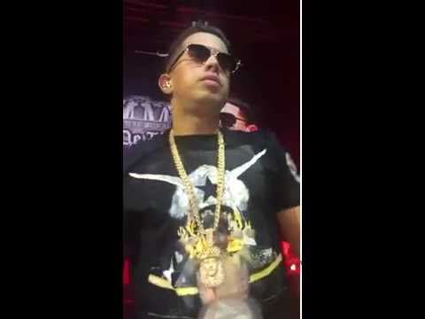 De La Ghetto Live @ Gilt Nightclub