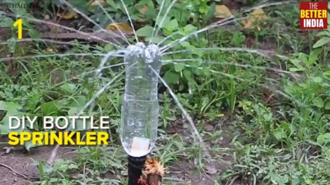 Homemade Irrigation System
