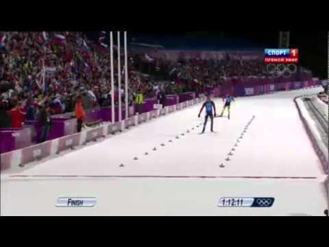 Биа�лон Олимпий�кие иг�� 2014 в Со�и М�ж�кая Э��а�е