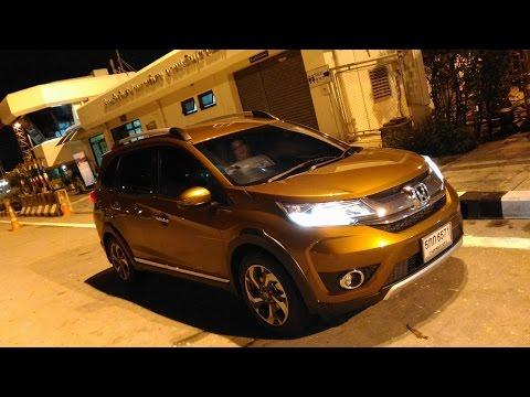 Honda BR-V - Clip01