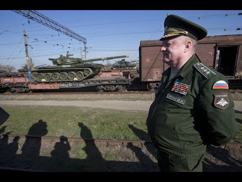Russian troops, tanks pour into Ukraine:Breaking News