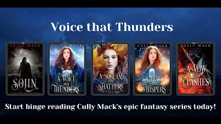 A Voice That Thunders Series Book Trailer