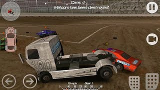 Heavy Truck & Car Crashes Simulator - Demolition Derby 2 Android Gameplay #1