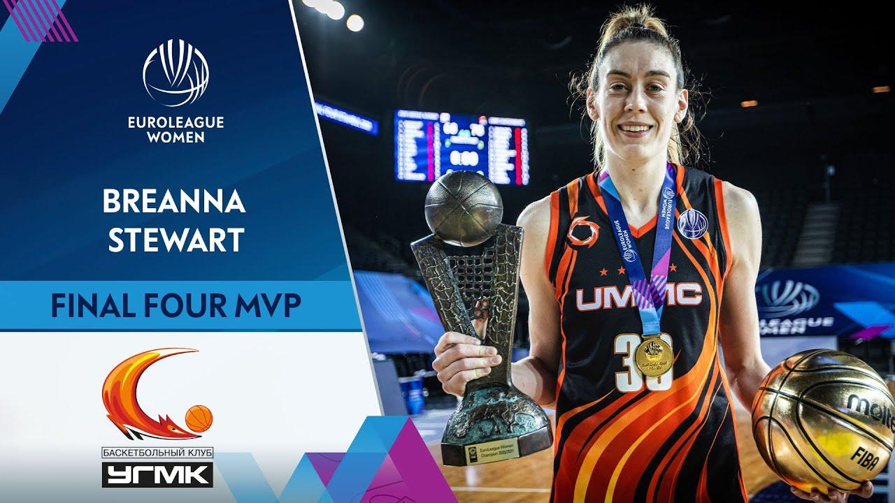 Breanna Stewart - Final Four MVP - Full Highlights