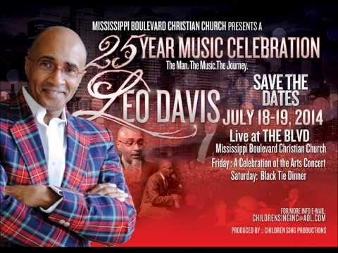 The BLVD presents a 25 Year Celebration with Leo Davis