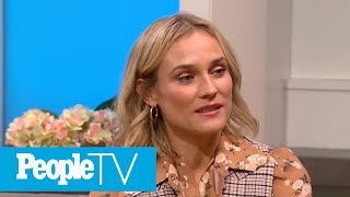 Diane Kruger Spent Her Birthday In Paris With Norman Reedus And Their Baby Daughter | PeopleTV
