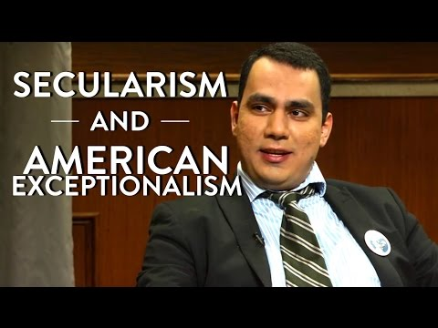 Secularism and American Exceptionalism (The Panel: Part 3)