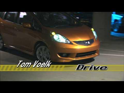 DRIVE Honda Fit Sport